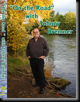 DVD On the road with Johnny Bremner